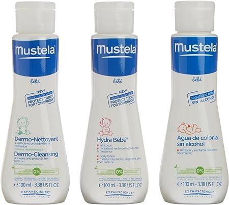 Limpia eficazmente la piel y el cuero cabelludo del bebe, tolerancia cutánea y ocular,Hidrata de for