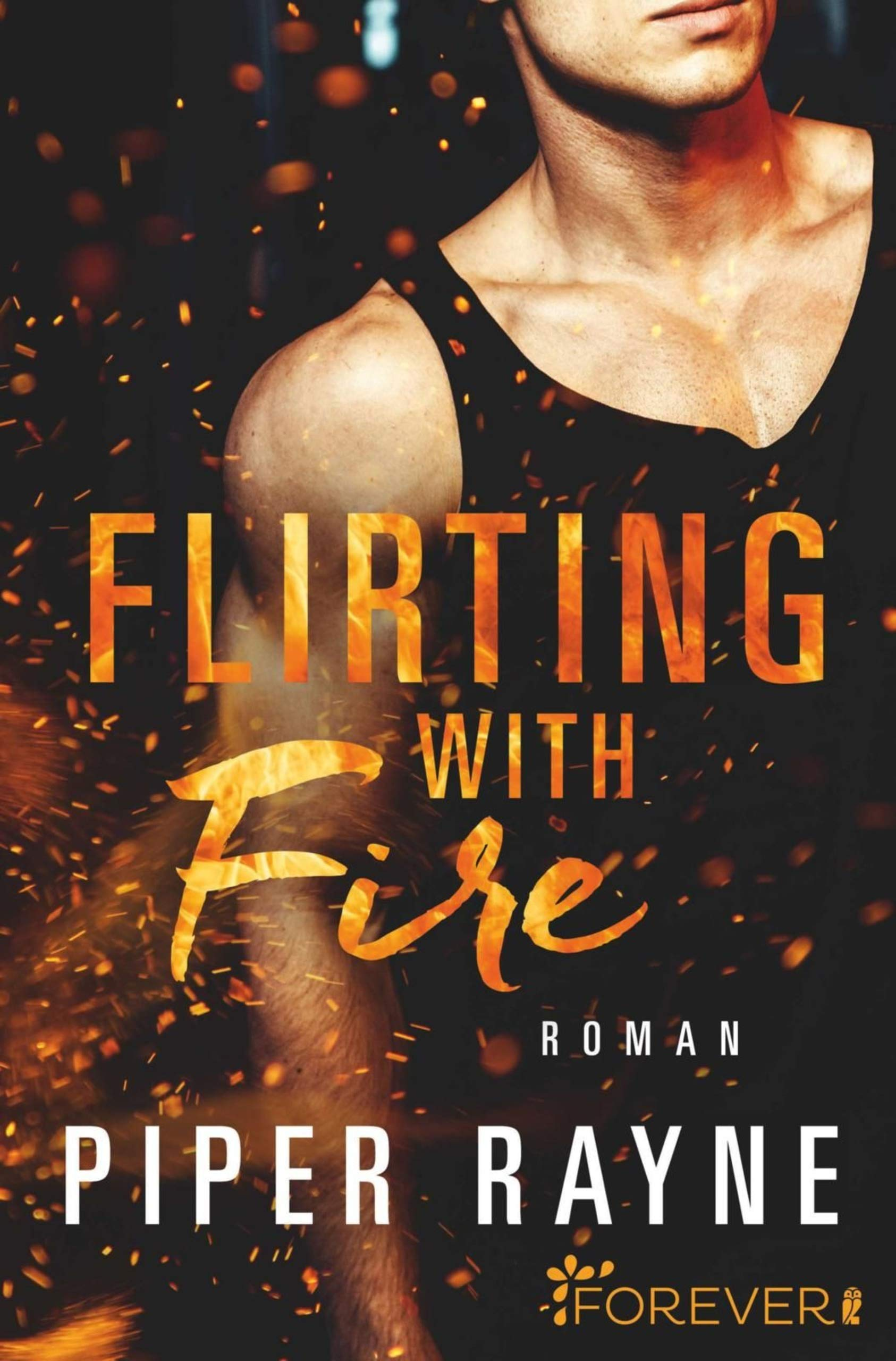 Flirting with Fire (Saving Chicago 1)