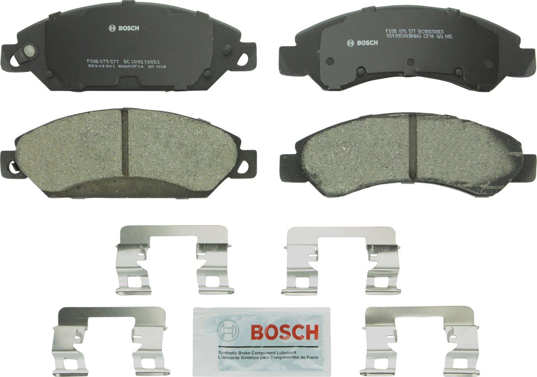 Bosch BC1092 QuietCast Brake Pad Set