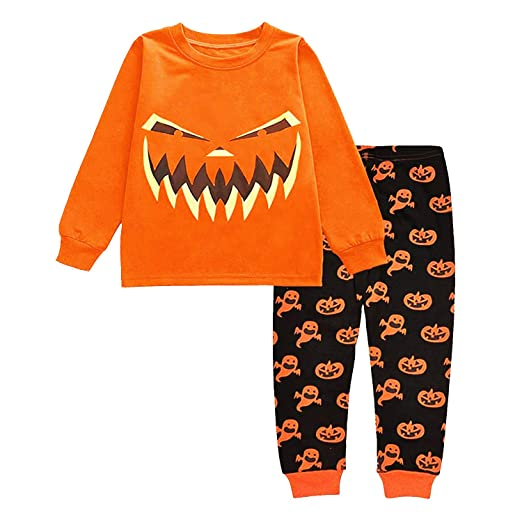 65044f3f4aa71 Boys Pajamas Cotton PJS Toddler Sleepwear Bottoms Sets Clothes for Kids  Size 1 2 3 4 5 6 T