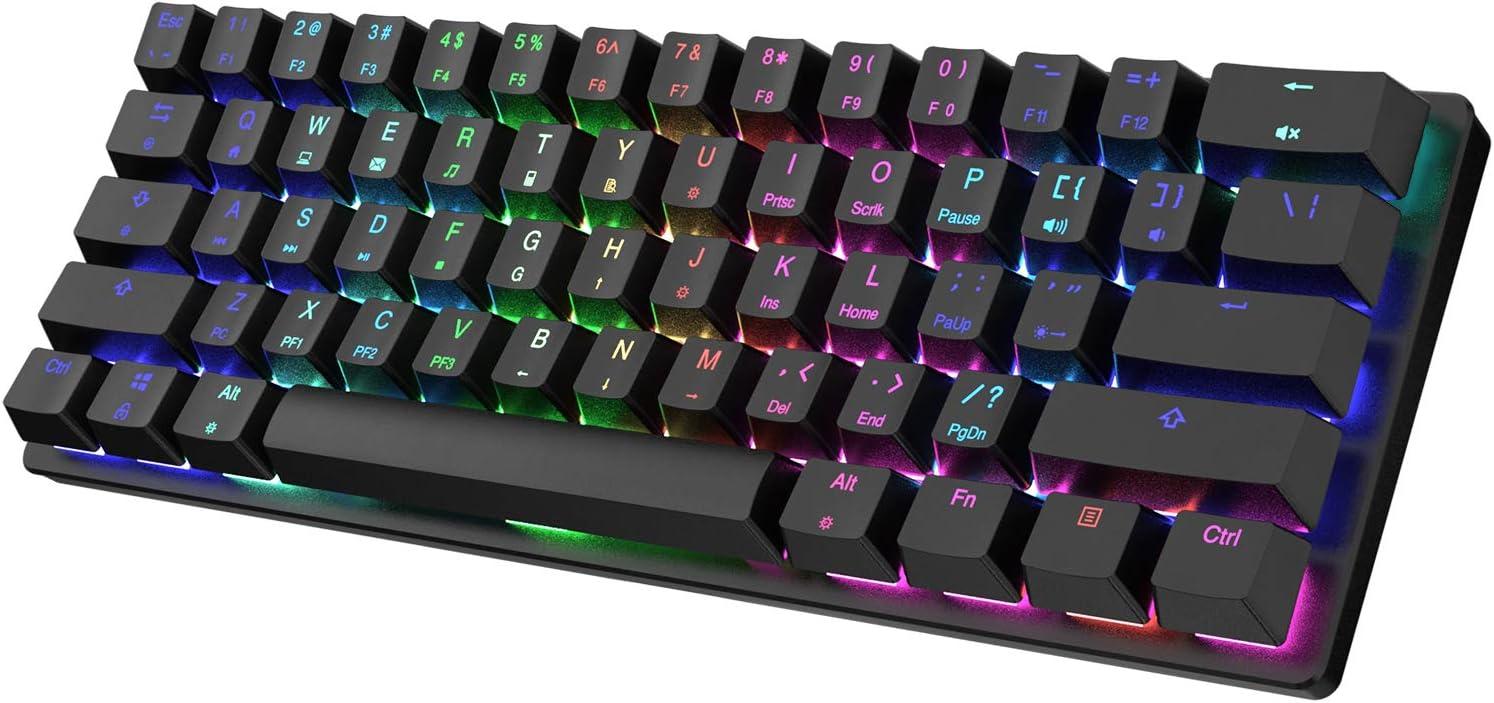 Mechanische Tastatur Mini Gaming Tastatur Rgb Stoga Computer Zubehör