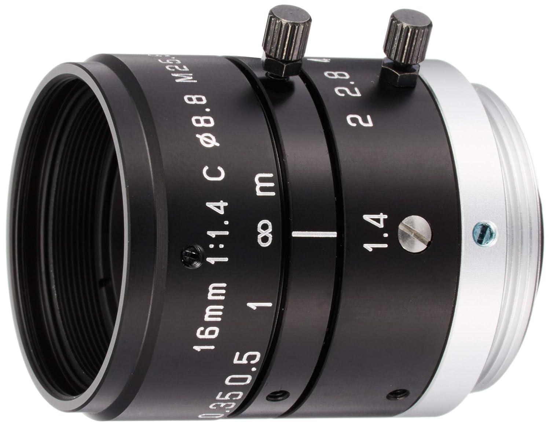 当店の記念日 OPTART FA用CCTVレンズ 焦点距離16mm 汎用メガピクセルセンサー対応 焦点距離16mm 適合カメラ1/1.8″ OPTART 16mm FA用CCTVレンズ B06XPZTFZR, G-CLUB:d91dab02 --- obara-daijiro.com
