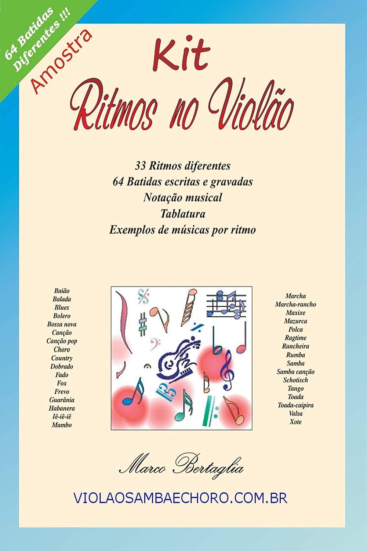 Kit Ritmos no Violão: Aprenda 33 Ritmos e 64 Batidas no Violão ...