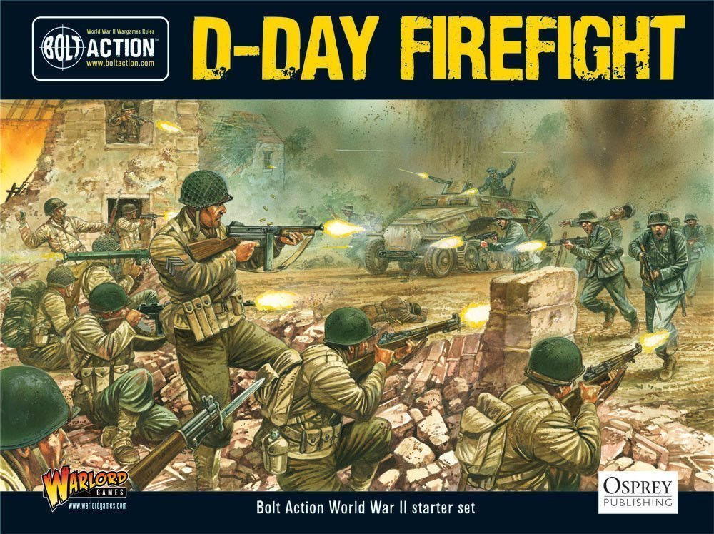WLG: Bolt Action D Day Firefight
