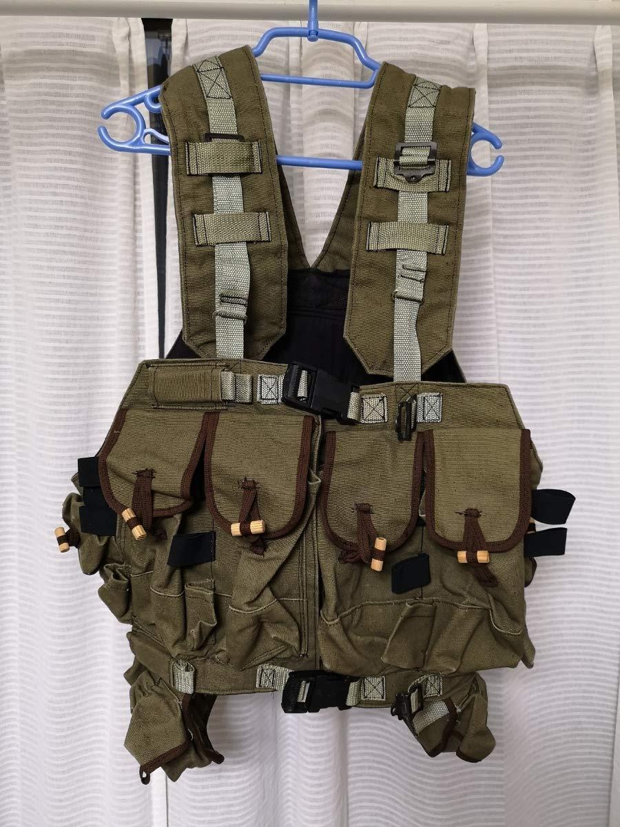 ロシア装備 海軍歩兵ベスト 物 ak svd B07RG4FX2L