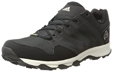 adidas Kanadia 7 Trail GTX, Men\u0027s Running Shoes, Black (Dark Grey/Core
