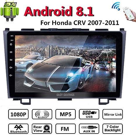 "Android 8.1 2Din Car GPS Navi Auto Stereo Radio MP5 Player WIFI Bluetooth  7/"""