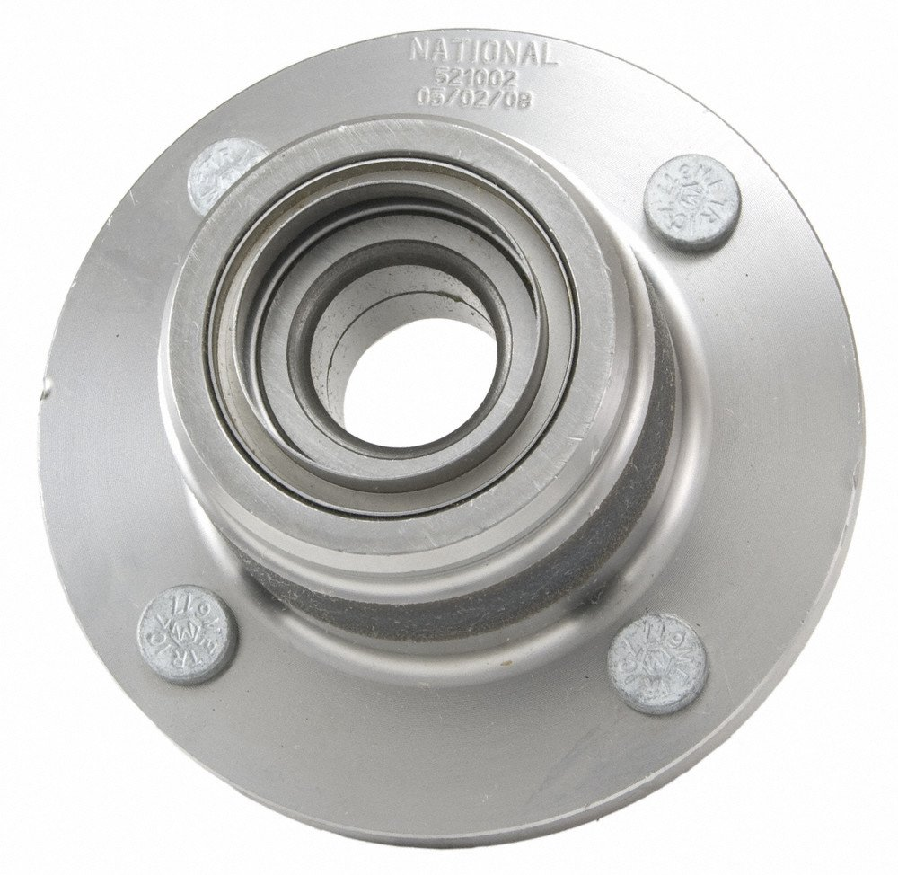 Note: FWD One Bearing Included with Two Years Warranty 2002 fits Ford Focus Rear Wheel Bearing and Hub Assembly