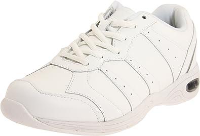 Drew Shoe Hara Athletic,White Leather,6 WW US