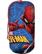 Kids Licensing - Saco de Dormir con diseño de Spiderman - Se Puede Transportar fácilmente -