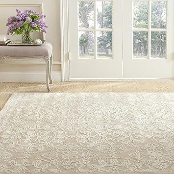 Amazon Com Safavieh Martha Stewart Collection Msr1462c Handmade Terraza Cotton Area Rug 3 9 X 5 Stucco Furniture Decor