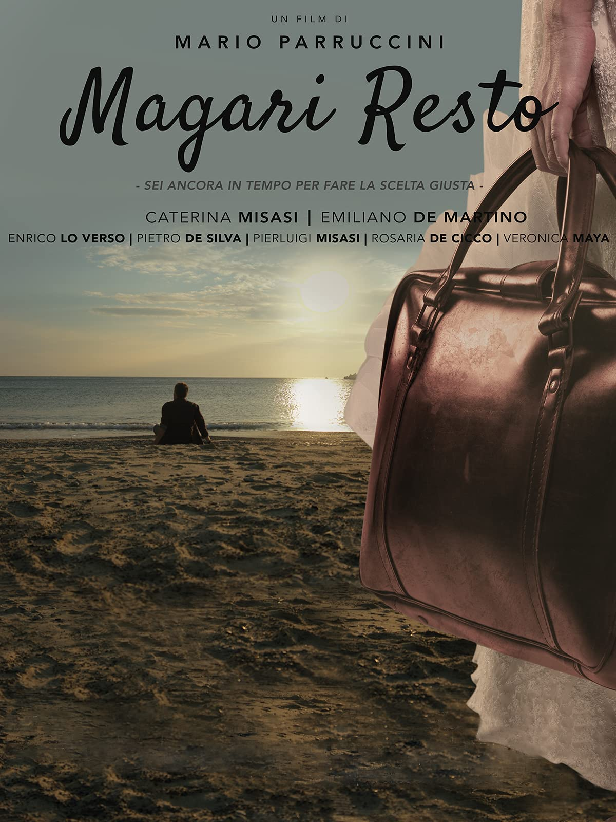 Magari resto (Maybe I'll stay)