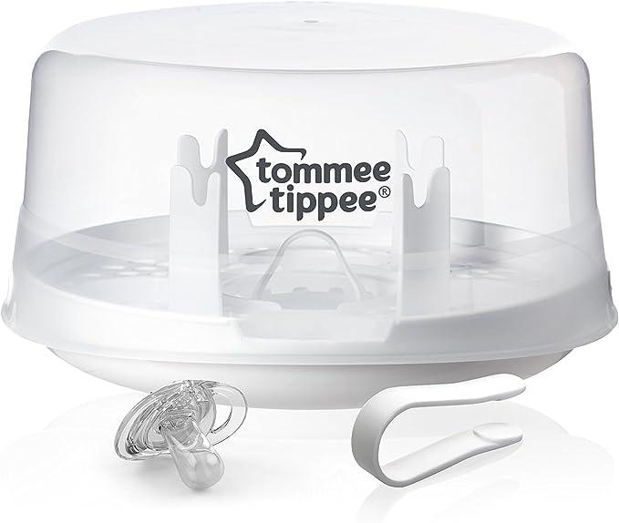 Tommee Tippee Closer to Nature - Esterilizador de vapor para ...