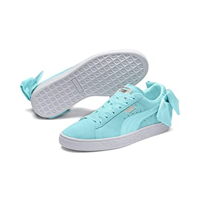Suede Sneaker Bow Wn's Puma Damen E2DH9IW