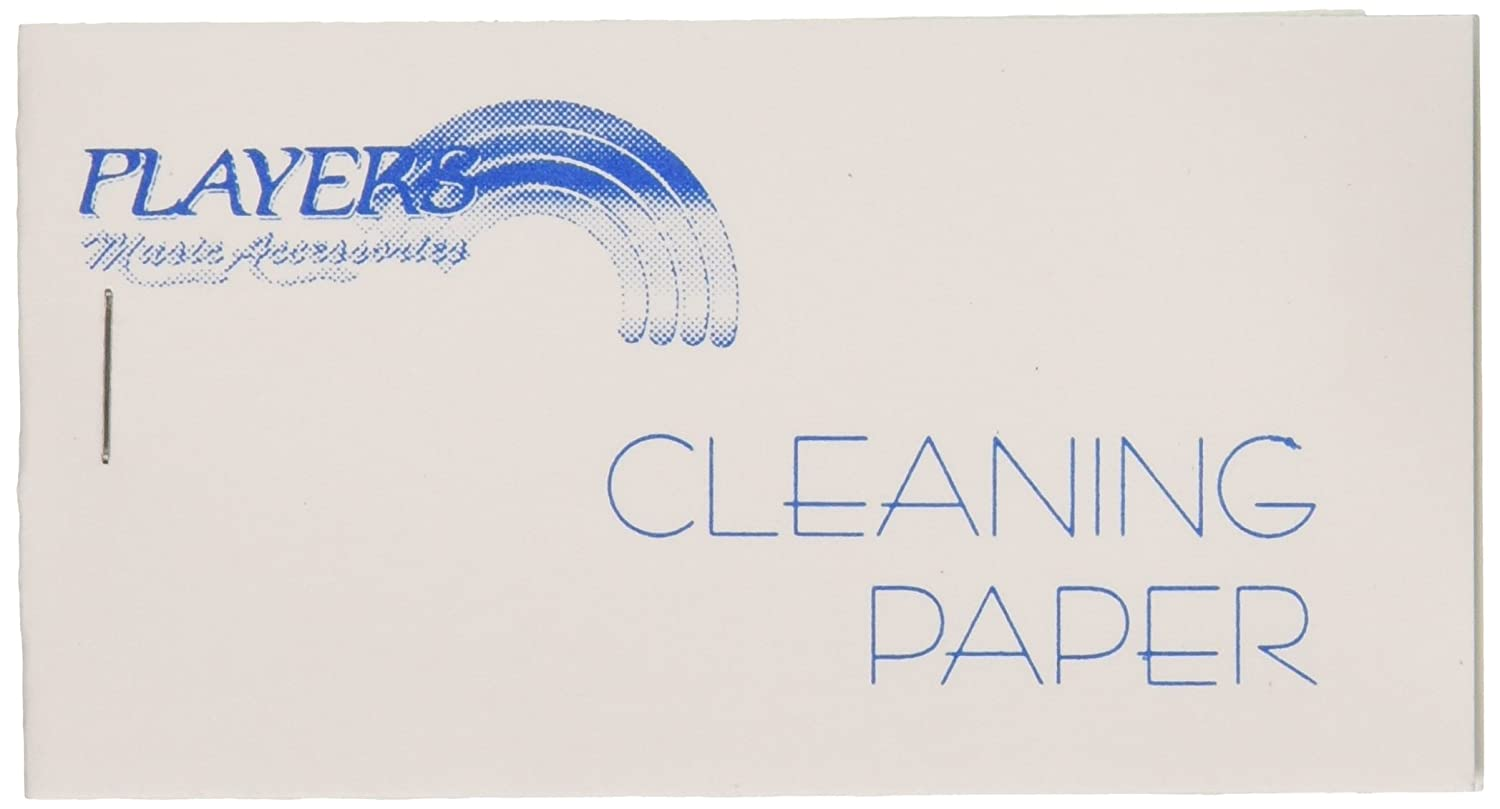 Players Products BAPIP Flute And Clarinet Cleaning Paper
