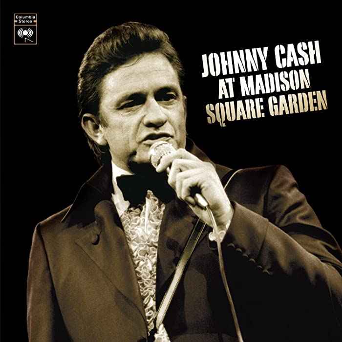 Top 9 Johnny Cash Live At Madison Square Garden