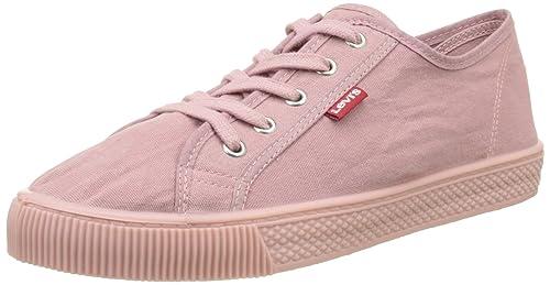 Levis Malibu, Zapatillas para Mujer, Rosa (Light Pink), ...