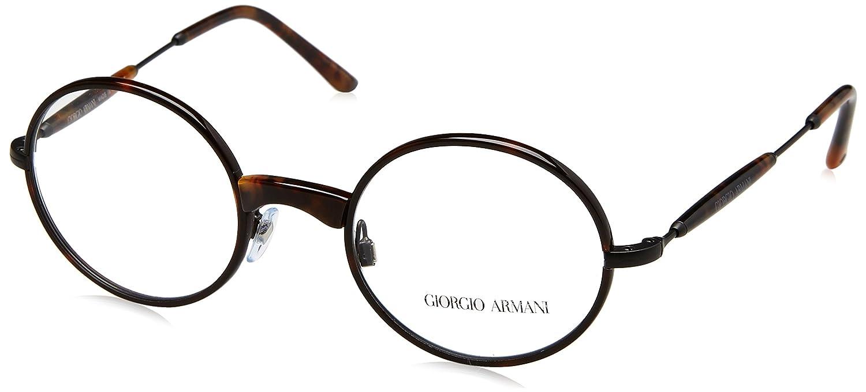 new Giorgio Armani 0AR5069J, Monturas de Gafas para Hombre, Brown ...