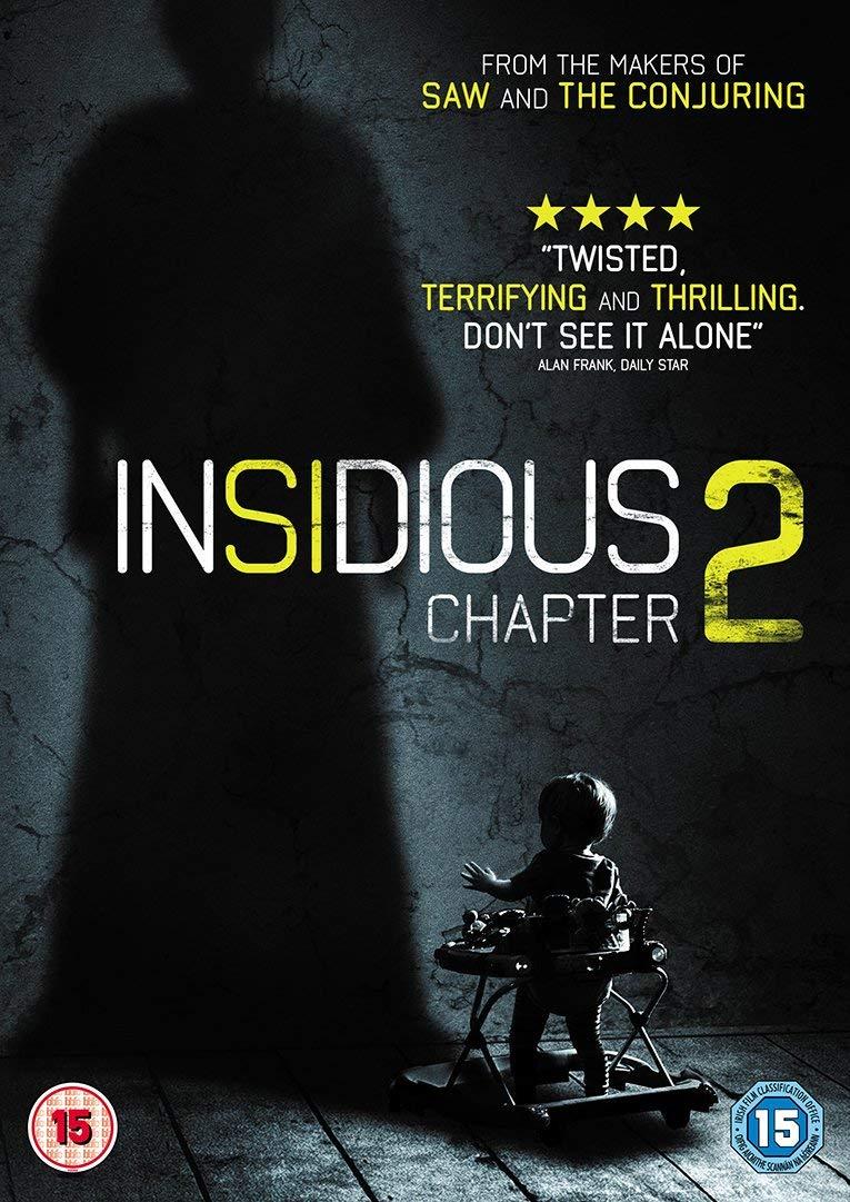 Insidious 2 [DVD] by Patrick Wilson: Amazon.es: Patrick Wilson, Rose Byrne, Barbara Hershey, James Wan: Cine y Series TV