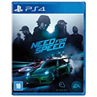 Need for Speed Game Br - 2015 - PlayStation 4