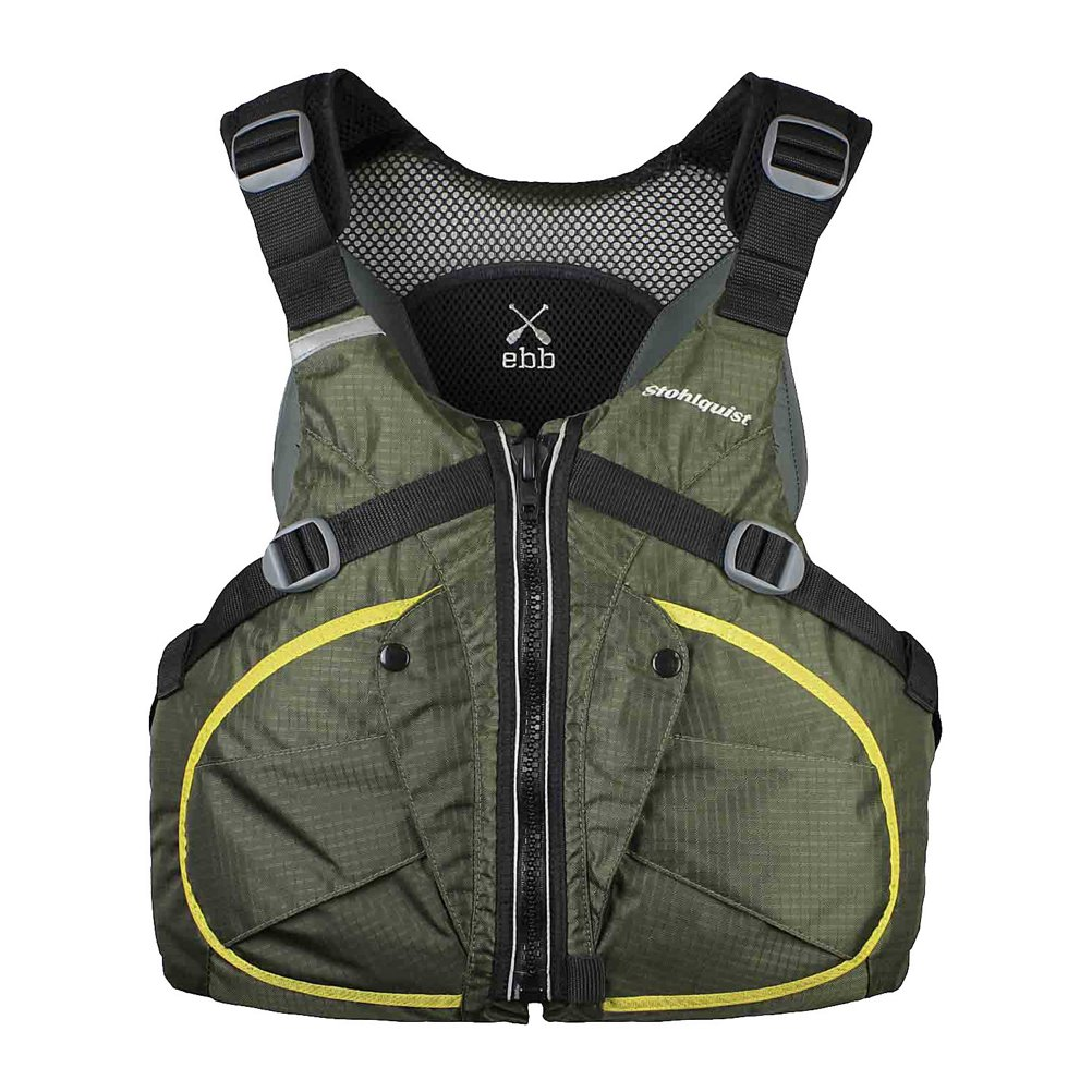 StohlquistメンズEbb Lifejacket ( PFD ) XX-Large グリーン B0765W1J22