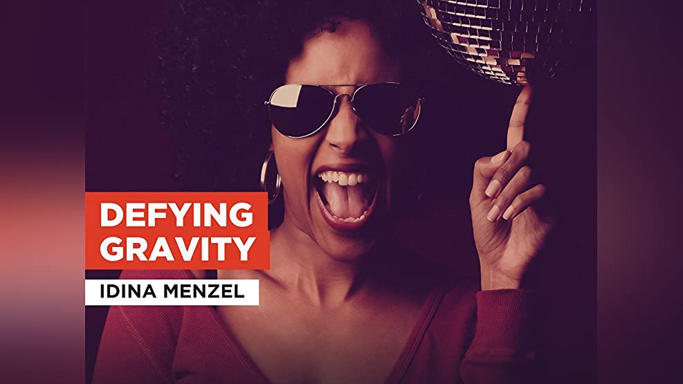 Defying Gravity in the Style of Idina Menzel