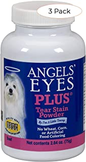 product image for Angel's Eyes Beef Formula Plus Eye Care Supplies for Dogs, 75gm (003015) (Three Pack)