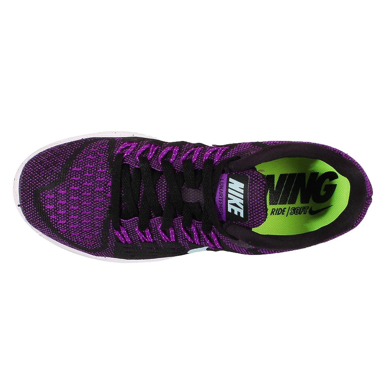 finest selection 72474 30d08 Nike Women s Lunartempo Running Shoe Vivid Purple Black Light Violet Copa  5. 5 B(M) US  Amazon.in  Shoes   Handbags