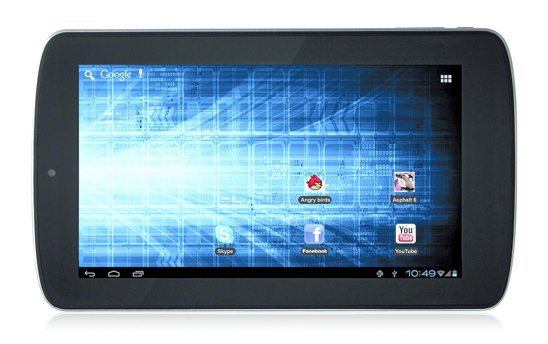 Storex eZeeTab706 4 gB - Tablet (pantalla táctil de 7