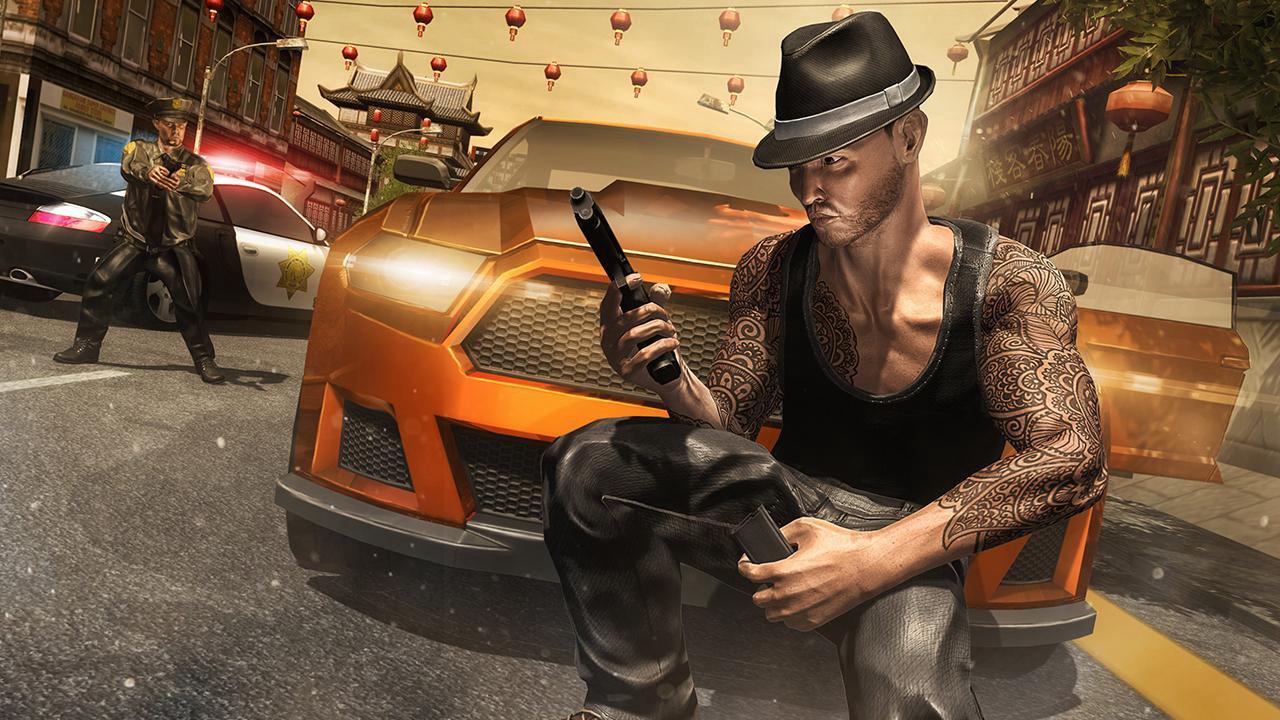 Criminal Mind Ganglands Hard Time Shooter Survival 3D: Miami ...