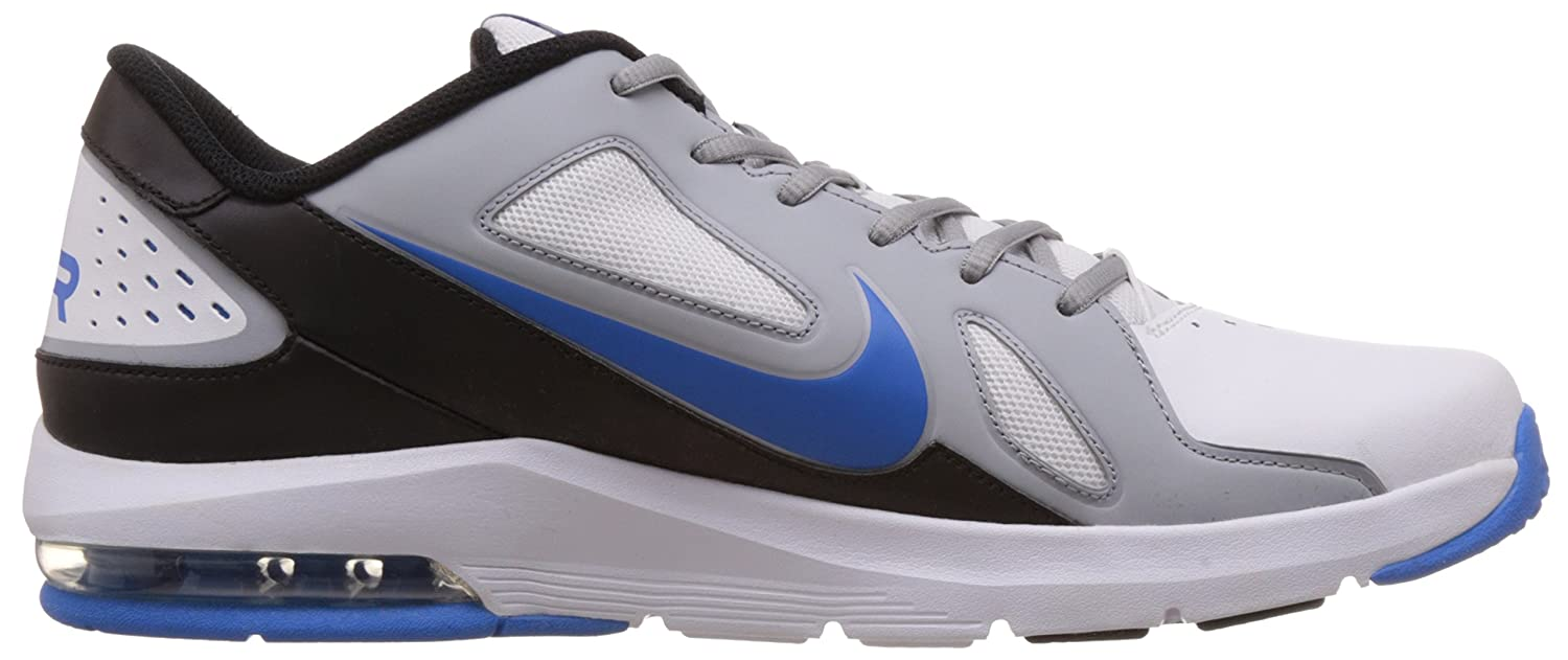 online store d78a5 b54f1 Nike Men s Air Max Crusher White, Photo Blue, Wolf Grey, Black Outdoor  Multisport Training Shoes -12 UK India (47.5 EU)(13 US)  Buy Online at Low  Prices in ...