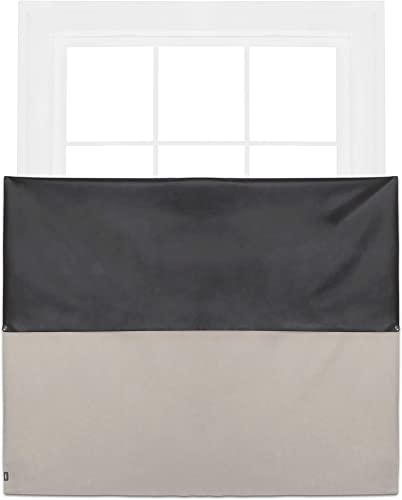 Umbra Complete Blackout Panel, 48 x 56 Inches, Linen