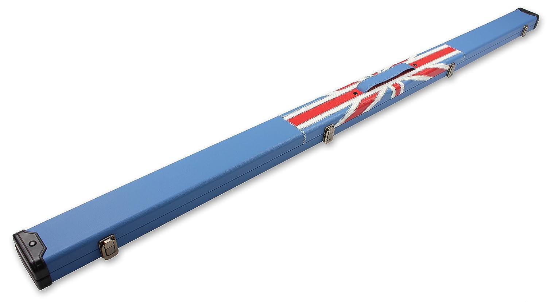 Weichster One 1Union Jack Motif drapeau Bleu billard Coque