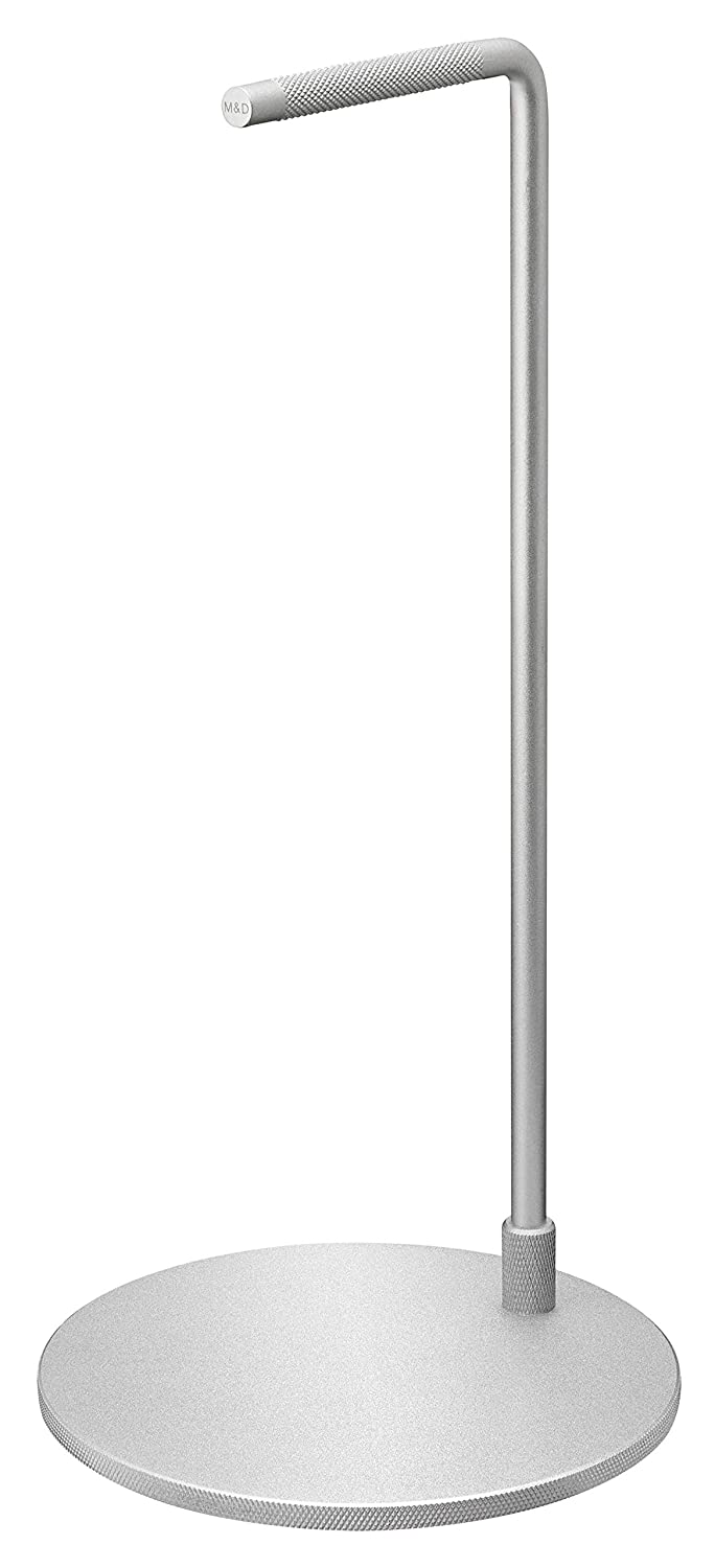Master & Dynamic MP1000S Headphone Stand - Silver