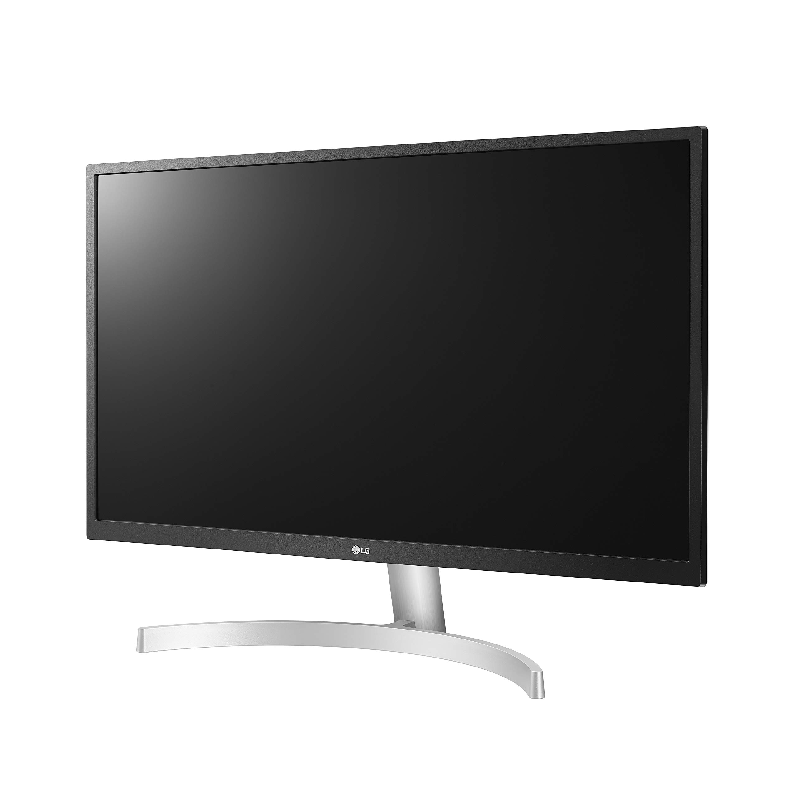LG 27UL500-W 27-Inch UHD (3840 x 2160) IPS Monitor with Radeon Freesync Technology and HDR10, White by LG (Image #2)