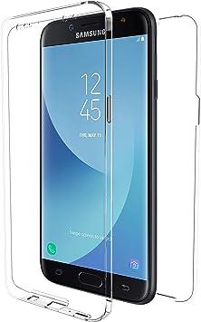 MovilCom® - Funda para Samsung Galaxy J6 Plus Transparente Ultra ...