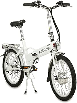 aktivelo Saller kadanie eléctrico de bicicleta plegable de ...