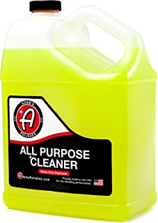 product image for Adam's Heavy Duty All Purpose Cleaner & Degreaser - Powerful, Professional Strength Formula That Easily Cuts Heavy Grease & Tar, Tire Cleaner, Engine Bay Cleaner, and More (1 Gallon)
