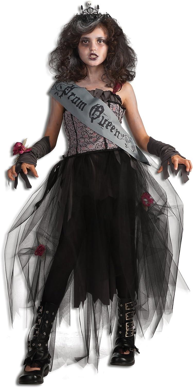 Rubies - Disfraz infantil de Miss Gothic (884782-L): Amazon.es ...