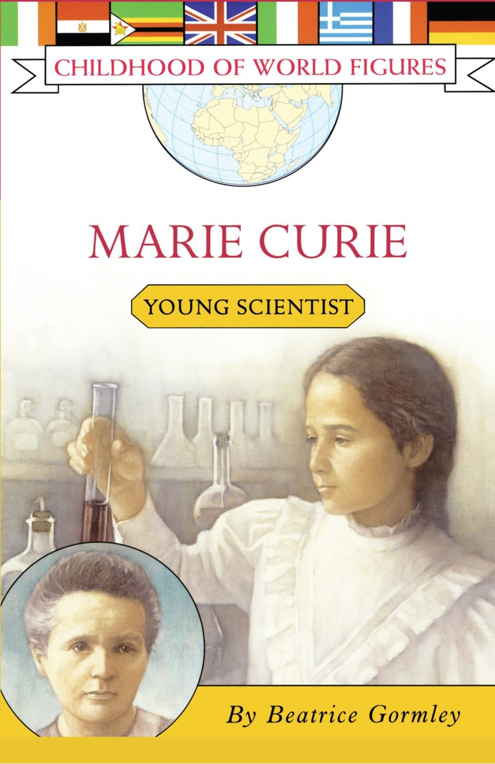 Marie Curie: Young Scientist (Childhood of World Figures)