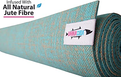 Amazon.com: Hot Yoga Mat by Barracuda. imbuidas de all ...