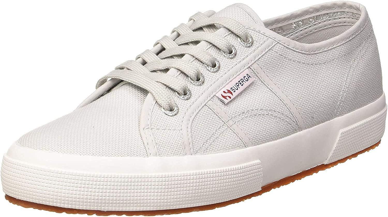 SUPERGA  2750-cotu Classic, Sneaker Donna Grigio Grey Ash 04y