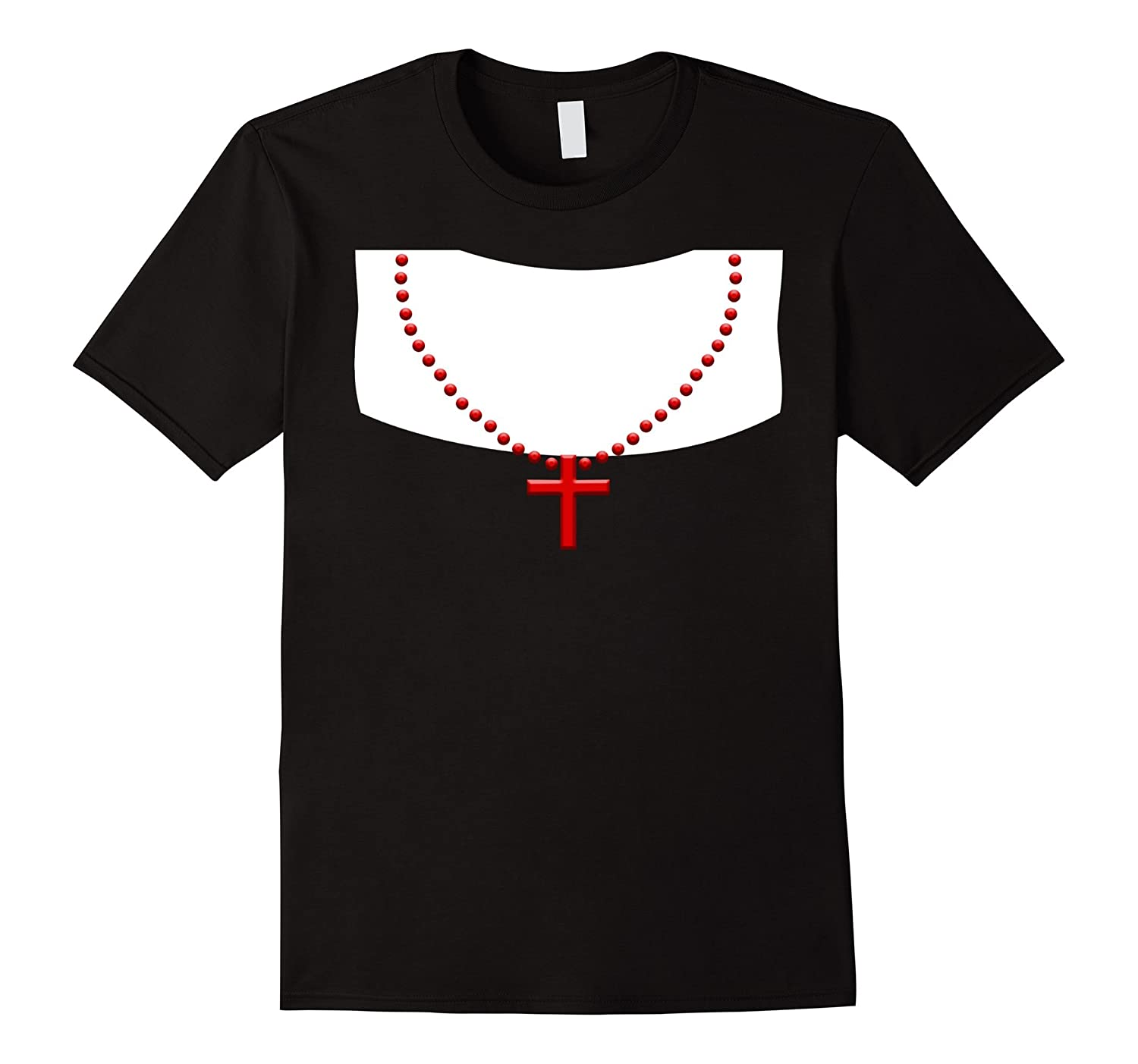 Nun Halloween Costume T-shirt - Sister