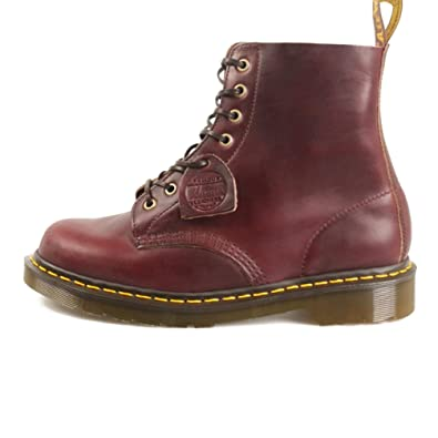 Eu Boots Burgundy 8 Eye Pascal 42 DrMartens 1460 vmnONP80yw