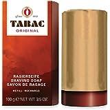 Barra de jabón para afeitado Tabac Original, 100g