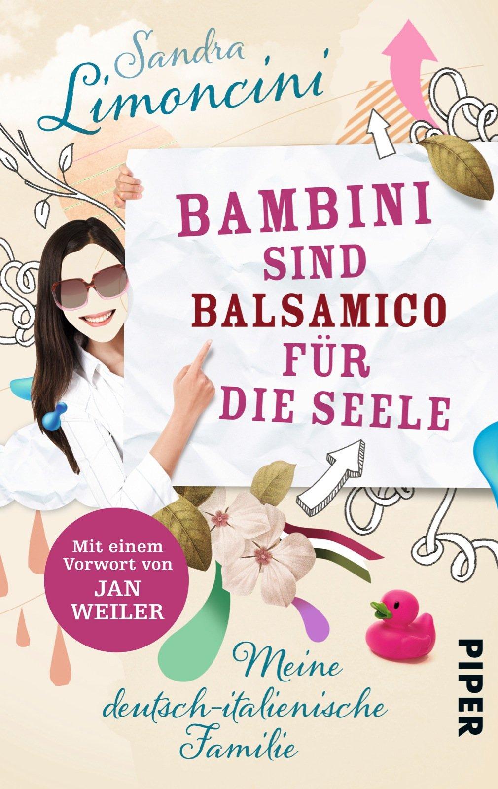 Bambini sind Balsamico für die Seele: Meine deutsch-italienische Familie