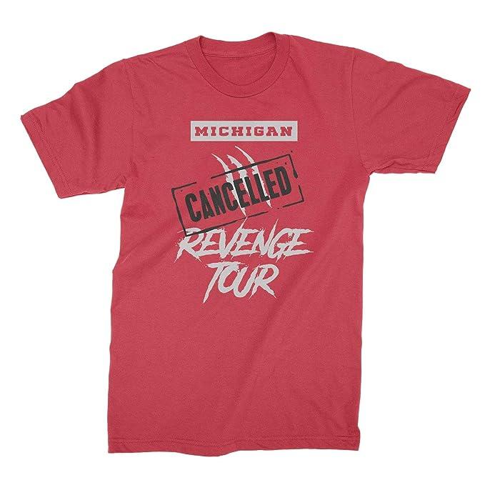 54448a1b Amazon.com: Revenge Tour Cancelled Shirt Funny Ohio State Shirts: Clothing