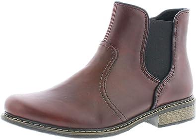 Rieker Femme Bottes, Boots Z4964, Dame Bottes d'hiver