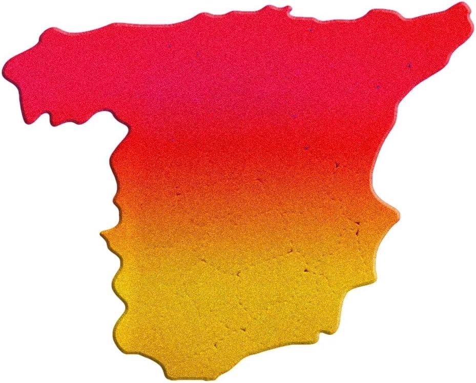Catkoo Mapa De España Troqueles De Corte De Metal DIY Scrapbooking ...
