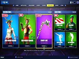 All Christmas Skins Fortnite.Amazon Com Watch Ghostninja Prime Video
